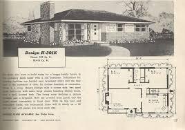 1950 house plan design homepeek
