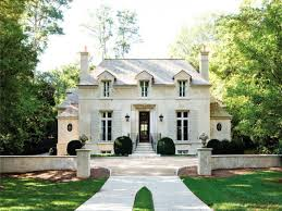 home exteriors white brick french exterior country with homes