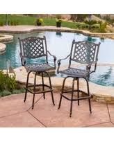 sale alert cast aluminum patio furniture deals