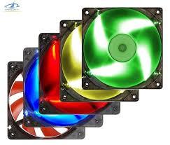 pc bureau silencieux hfsecurity universel 12 volts ventilateurs de refroidissement