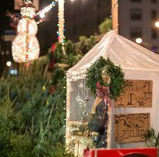 a peek behind the curtain at new york u0027s christmas tree trade