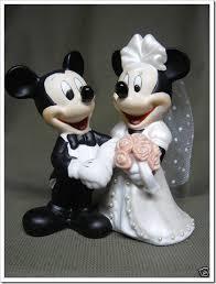 mickey and minnie cake topper disney mickey minnie mouse wedding cake toppers cake toppers