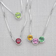 birthstone pendants for comprehensive guide for birthstone necklace