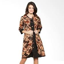 model dress contoh model dress batik modern blazers model