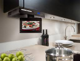 tv cuisine lenco kdv 309 et kdv 310 combo tv tnt dvd et radio pour la cuisine