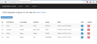 angularjs tutorial with web api angularjs crud operations with web api in c javascript for visual