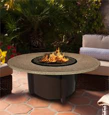 Diy Glass Fire Pit by Glass Fire Pit Table Innovation Pixelmari Com