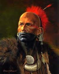 traditional cherokee hair styles guerriers b warriors b native american pinterest