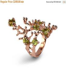peridot engagement ring 20 sale reef gold peridot ring gold gemstone ring