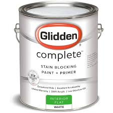 glidden gb complete int ltx flat white 2000gc01 walmart com