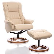 the mandalay bonded leather recliner swivel chair u0026 matching