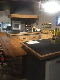 defying the standards custom countertop height kitchens multiheight kitchen countertop design