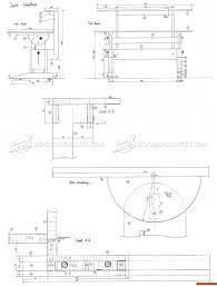 desk plans study desk plans u2022 woodarchivist