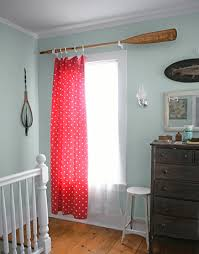 Unique Curtain Rod Diy Curtain Rod Camp Decor