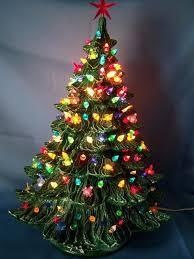 ceramic christmas tree light kit christmas tree ceramic with lights amodiosflowershop com