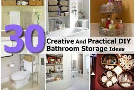 do it yourself bathroom ideas diy storage ideas