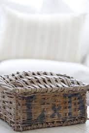 87 best baskets rattan wicker images on pinterest wicker baskets