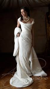 simple elegant sheath sweep train wedding dress for older brides