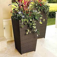 large flower pots ireland large flower planters gardman large