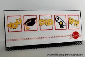 grad cards small bits of paper graduation card my craft spot