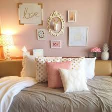 best 25 pink gold bedroom ideas on pink and gold