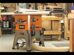 heavy duty table saw for sale ridgid 10 inch 13 amp table saw model r4512 youtube