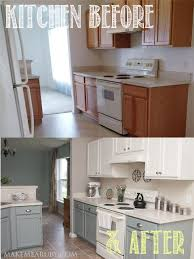Painted Kitchen Cabinets Before After Best 25 Painting Appliances Ideas On Pinterest Paint Appliances