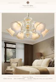 up down lighting chandelier chandeliers glass crystal lighting classical style l for room