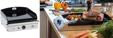 plancha de cuisine la plancha électrique pour une cuisine du tonnerre