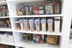 how to organise food cupboard how to organize a pantry pantry organization ideas