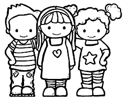 best friends coloring pages best friends forever coloring