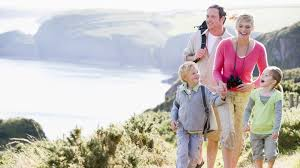 how to plan a family vacation during the school year