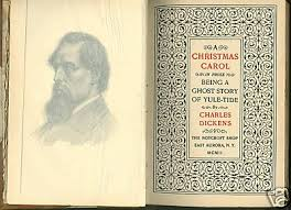 1902 roycroft christmas carol by charles dickens all antique books
