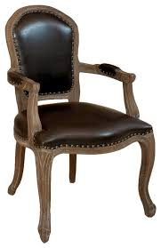 French Linen Armchair Simone French Linen Dining Chair Houzz