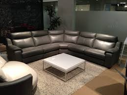 Black Leather Sectional Sofa Furniture 13 Furniture Black Leather Sectional Sofas With