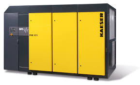 the variable speed fsd rotary compressor from kaeser