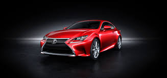 lexus is350 f sport coupe winding road lexus previews rc coupe ahead of tokyo debut