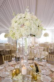 White Roses Centerpieces by Large All White Floral Centerpiece Never Mind Everything Else