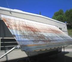 Trailer Awning Fabric Replacement Best 25 Rv Awning Replacement Ideas On Pinterest Travel Trailer