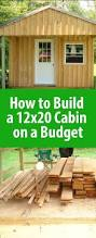 plans for a small cabin best 25 shed cabin ideas on pinterest building a small cabin