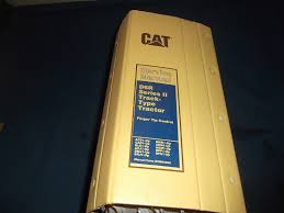 cat caterpillar d6r series ii tractor dozer service shop repair