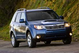 2011 subaru forester information and photos zombiedrive