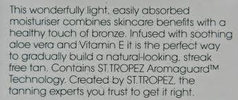 unfade what fades st tropez gradual tan everyday face light