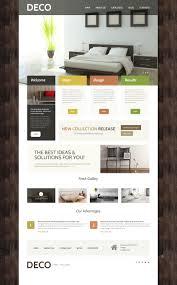 website template 48830 deco interior design custom website