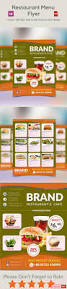 collection of vector image poster template menu restaurant snack