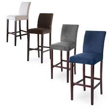 bar stools padded round bar stool covers slipcovers diy ikea