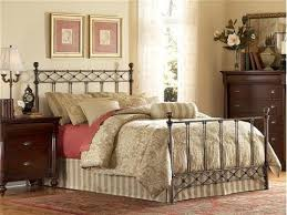 Bedrooms With Metal Beds Rod Iron Beds Youtube