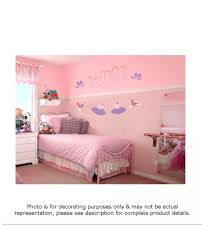 Bedroom Wall Letter Stickers Wall Letters For Children U0027s Nursery U0026 Baby U0027s Room Ballet Shoes