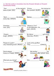 pin by liveworksheets on present simple esl interactive worksheets