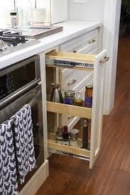 kitchen storage cabinets narrow narrow pull out storage cabinet cabinets